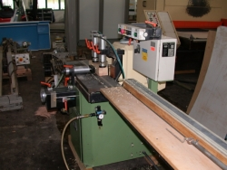 Gatensteekmachine Maka STV170